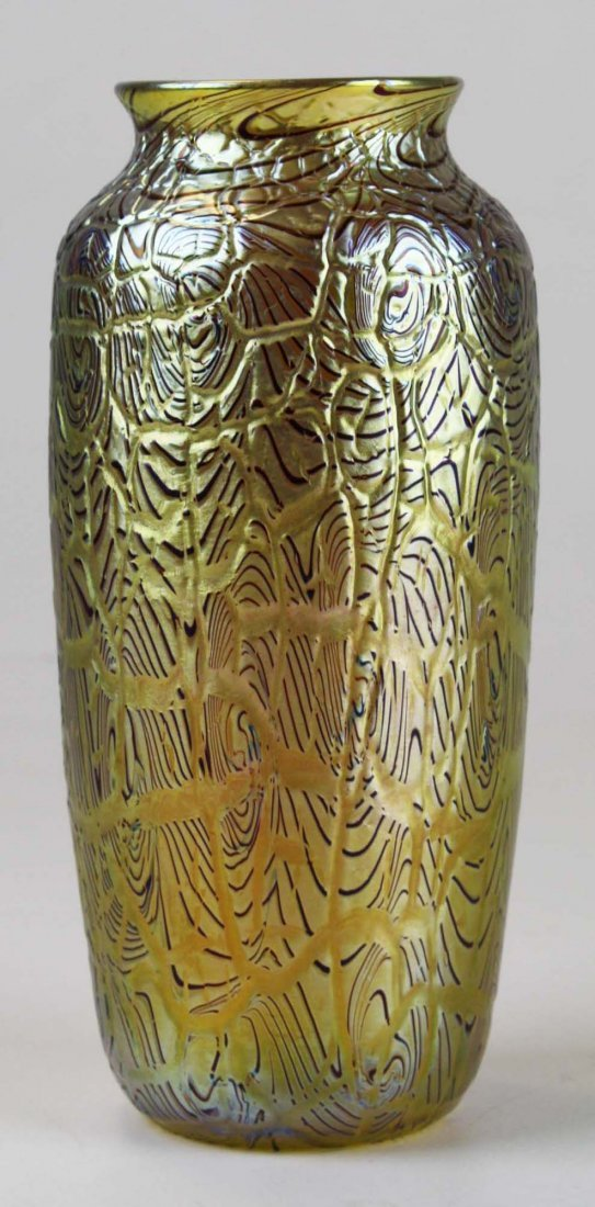 Orient & Flume  art glass vase