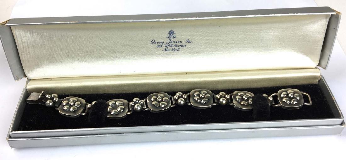 George Jensen sterling bracelet