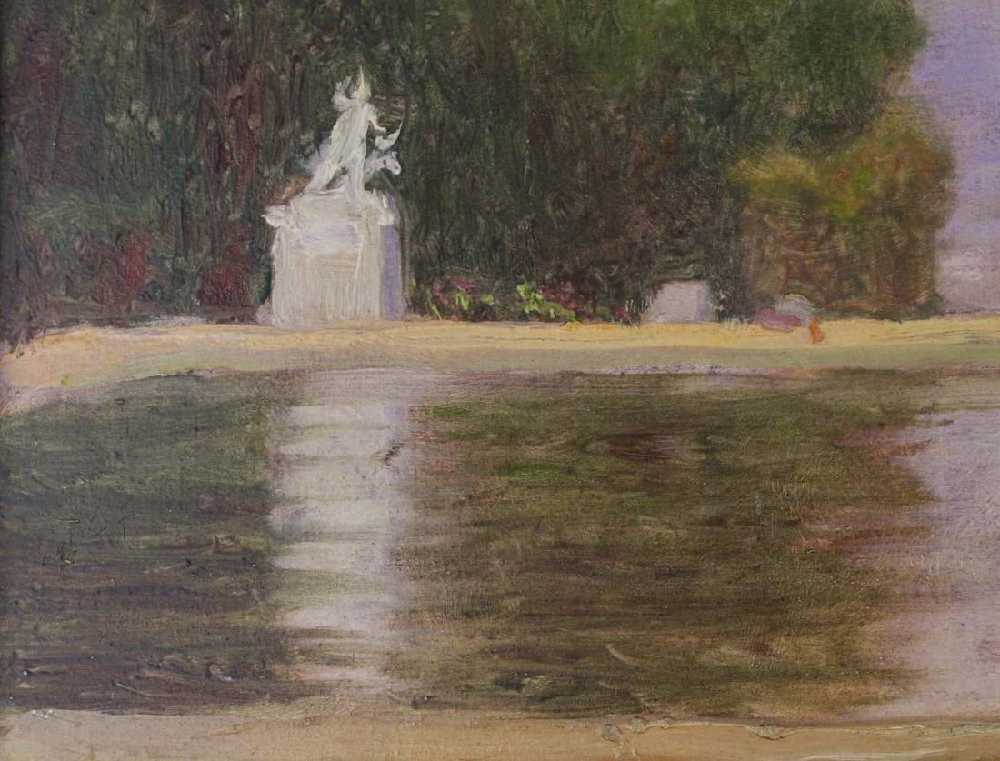 Orville Hoyt Root (AM 19th c) Garden - 3