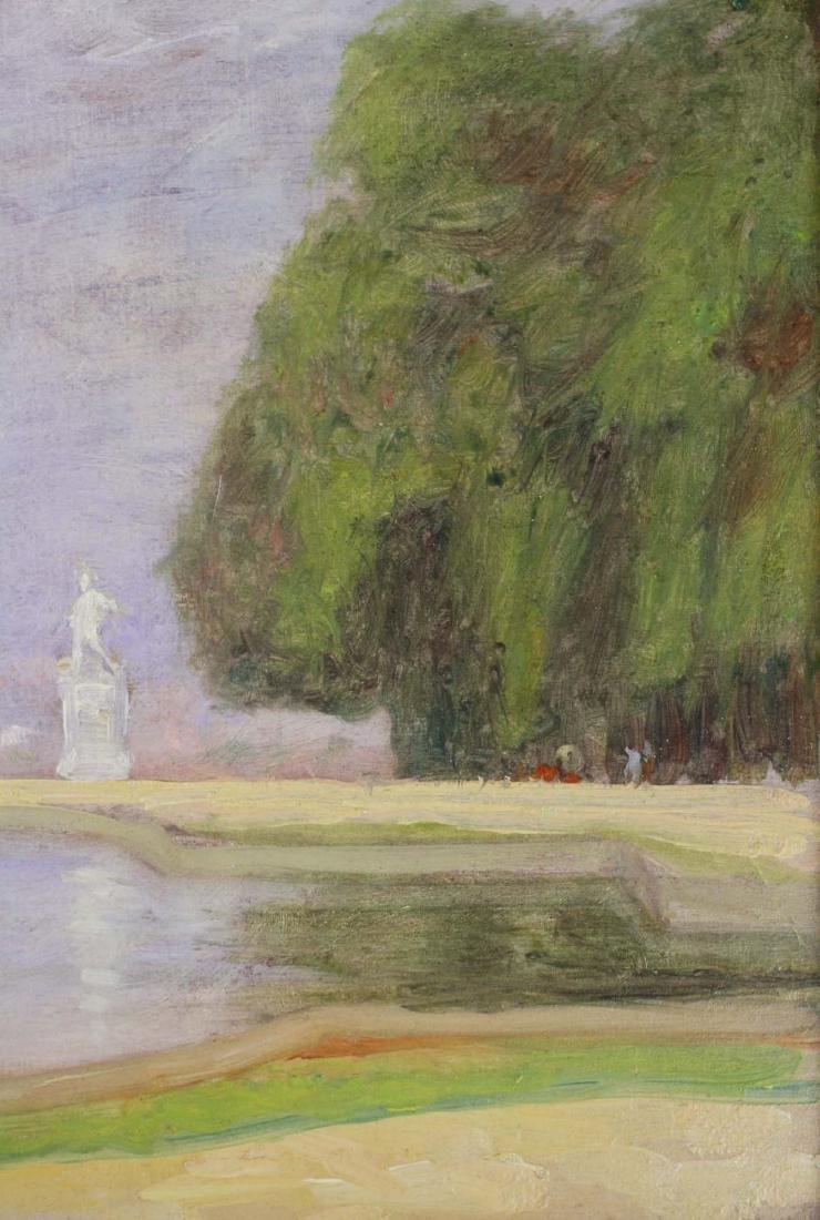 Orville Hoyt Root (AM 19th c) Garden - 5