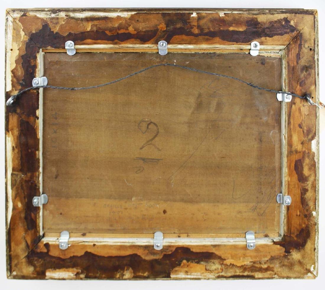 Orville Hoyt Root (AM 19th c) Garden - 7