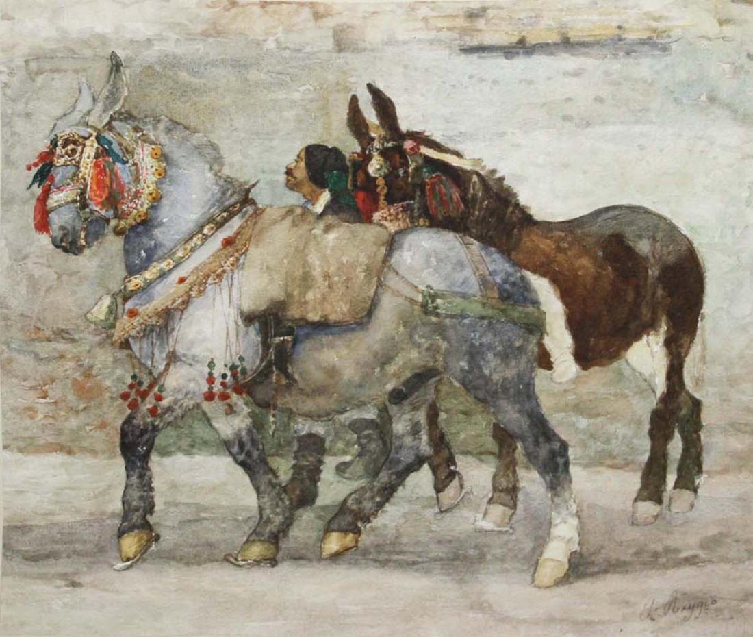 Guiseppe Raggio (IT 1823-1916)