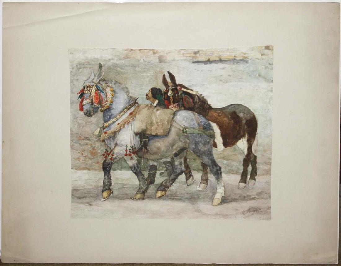 Guiseppe Raggio (IT 1823-1916) - 2