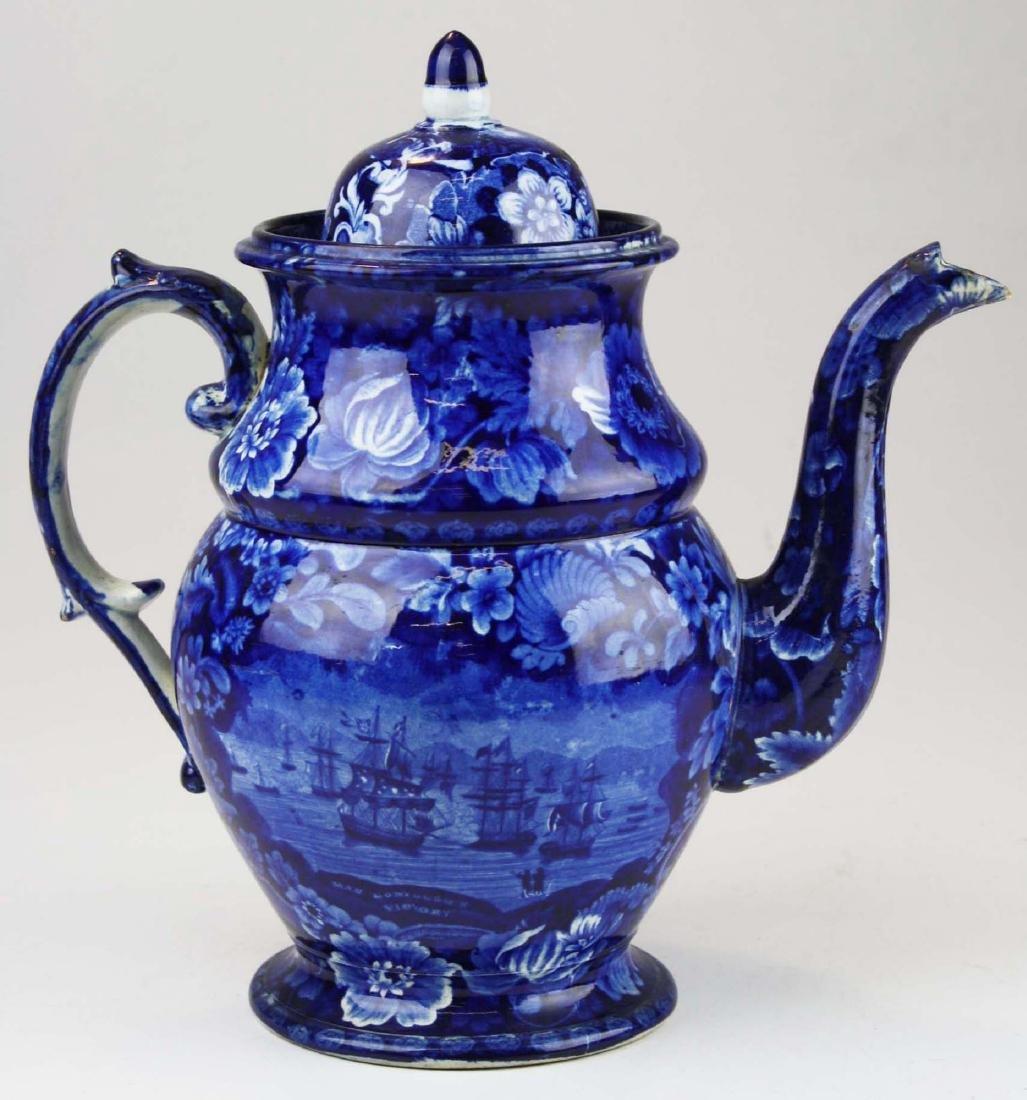 Commodore MacDonough's Victory teapot