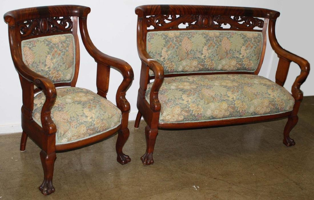 Attr Karpen Furniture Parlor suite