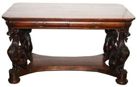 Horner Furniture Nyc Library Table