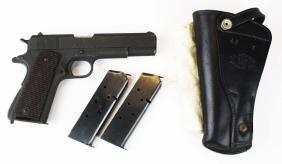 Wwii Era Colt Model 1911 -a1