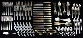 Tiffany & Co. Faneuil Sterling Flatware