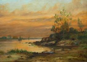 Cp Leron Victorian Landscape