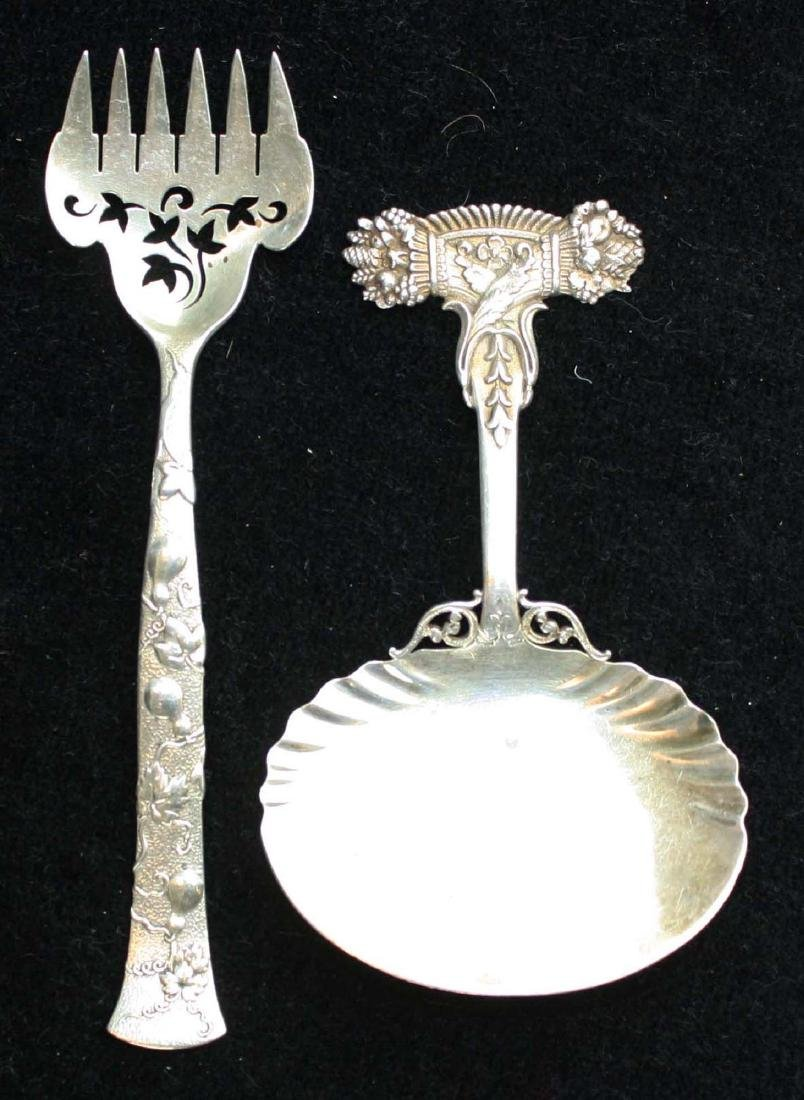 Tiffany & Co. sterling serving flatware