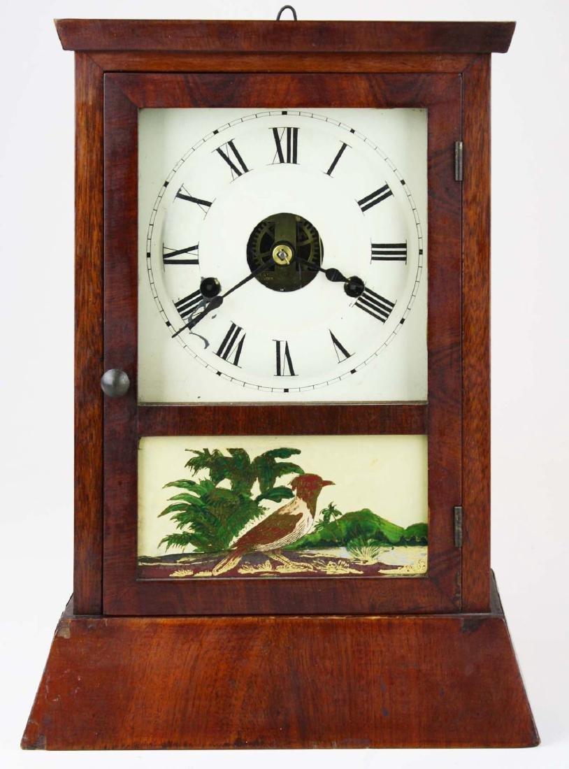 ca 1860 Seth Thomas 30 hour shelf clock