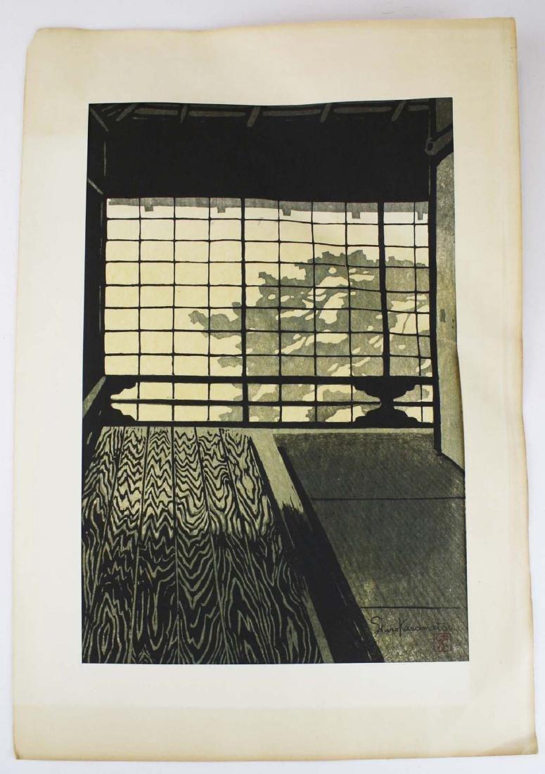 Shiro Kasamatsu (JP 1898-1991)