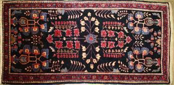 early 20th c Persian Sarouk area rug
