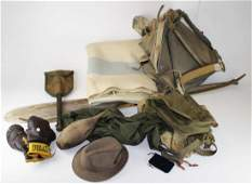 Sporting and Military lot