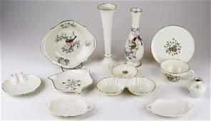 10 pcs Lenox bone china porcelain
