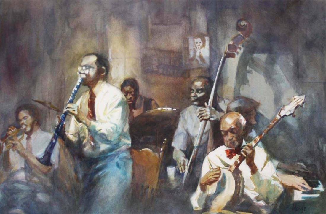 Ann DeLorge 20th c New Orleans Jazz Musicians