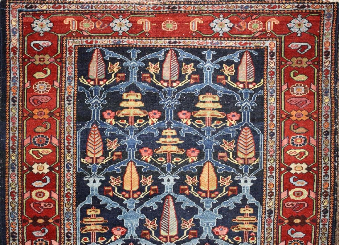 early 20th c Persian Bakhtiari area rug - 2