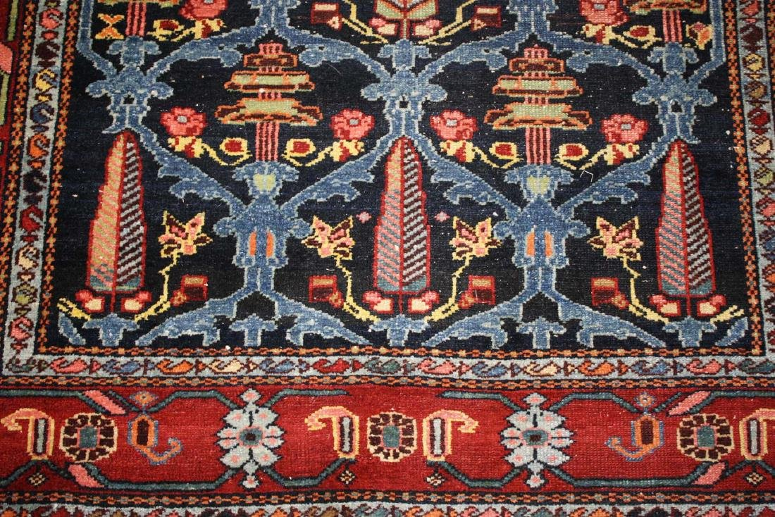 early 20th c Persian Bakhtiari area rug - 3