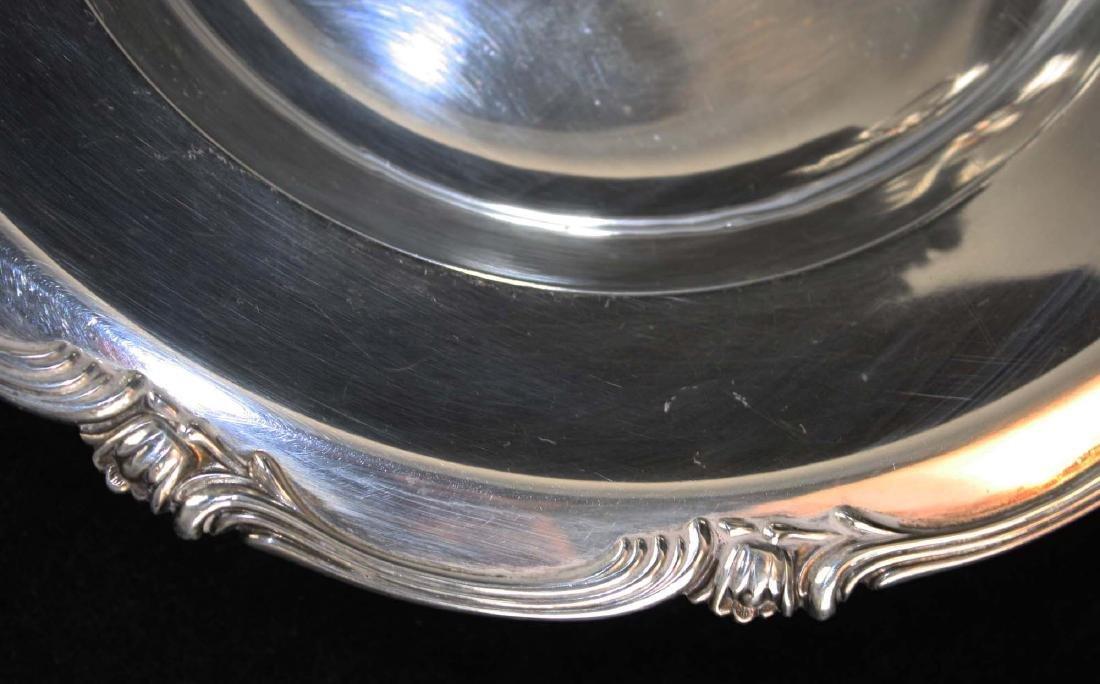Peruvian sterling silver centerpiece bowl - 6