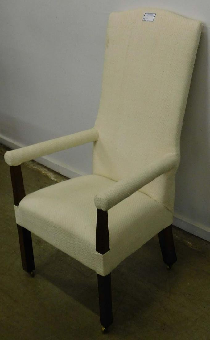 Upper CT River Valley country easy chair