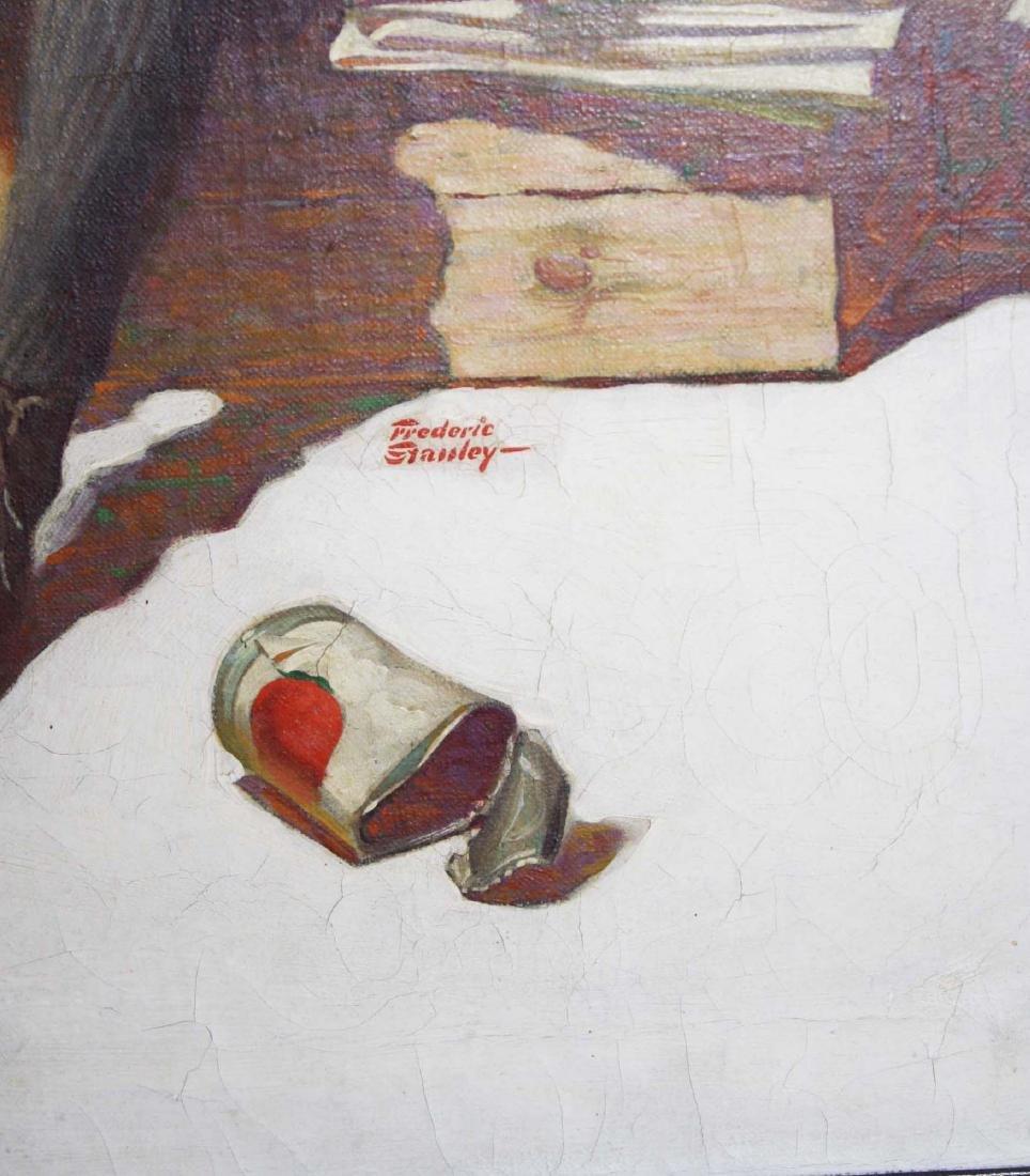 Frederic Stanley (VT 1892-1967) Newsie - 4