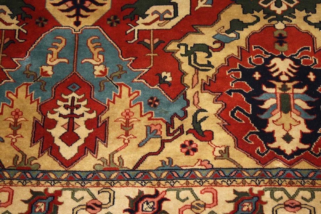 late 20th c Heriz main carpet - 2