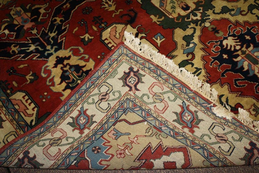 late 20th c Heriz main carpet - 3