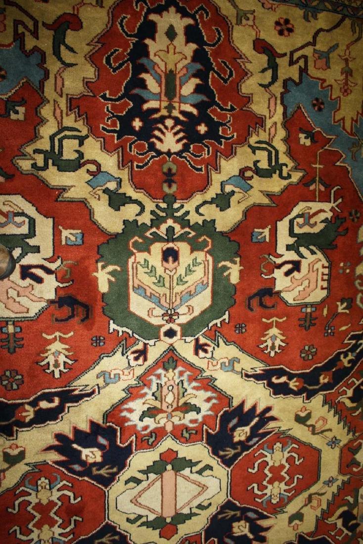 late 20th c Heriz main carpet - 4