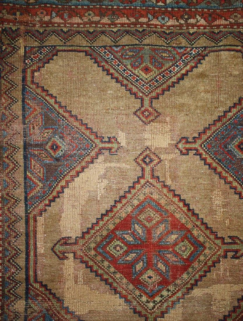 early 20th c Persian Senna area rug - 2