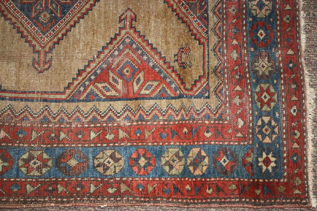 early 20th c Persian Senna area rug - 3