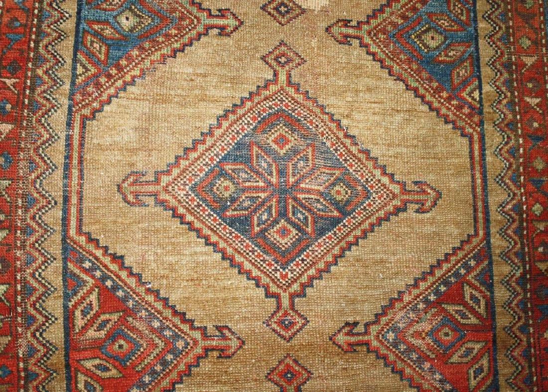 early 20th c Persian Senna area rug - 4