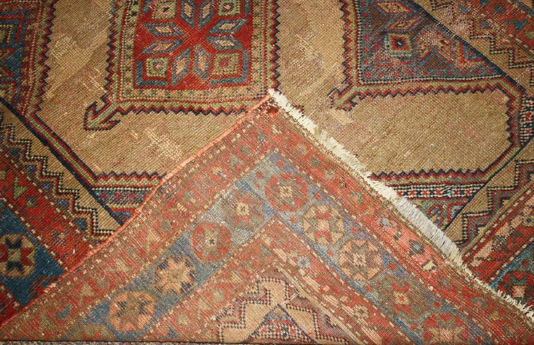 early 20th c Persian Senna area rug - 5
