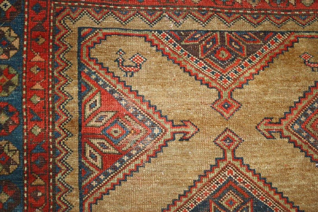 early 20th c Persian Senna area rug - 6