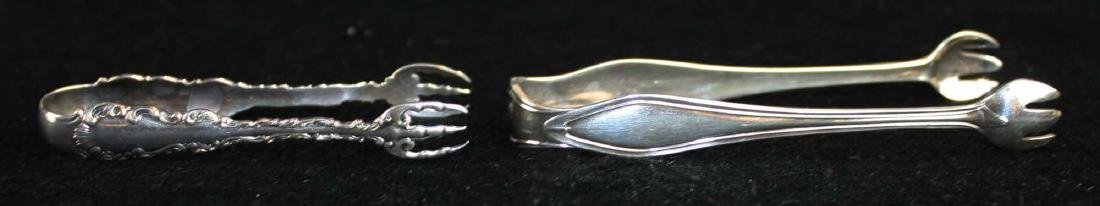 12 pcs assorted sterling silver flatware - 3