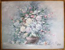 Lee Reynolds Vanguard Studios  Still life with flowers