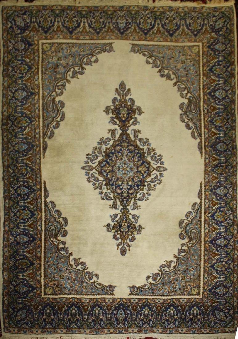 late 20th c Kerman American design main carpet