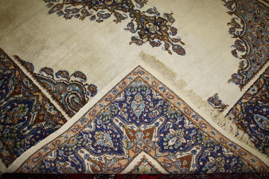 late 20th c Kerman American design main carpet - 2