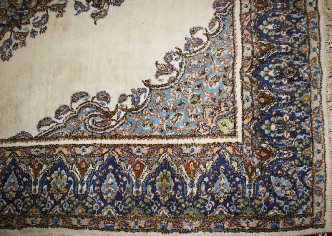 late 20th c Kerman American design main carpet - 3