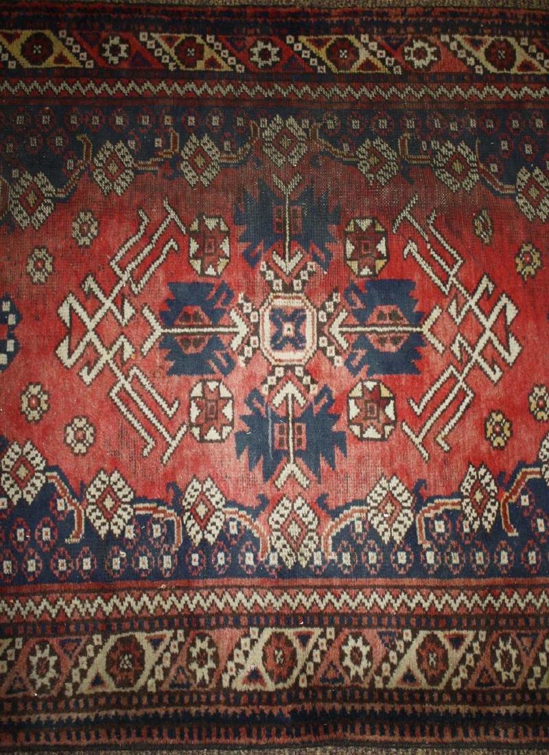 mid 20th c Persian Senna area rug - 2