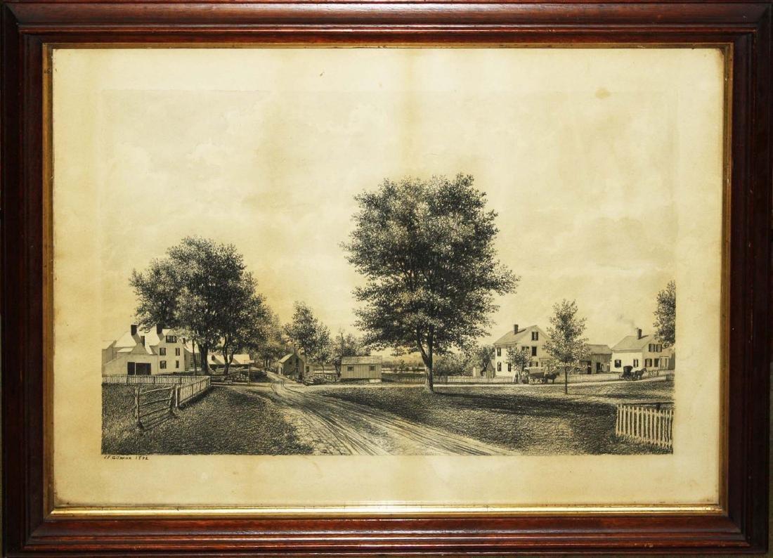 James Franklin Gilman (VT 1850-1929) - 2