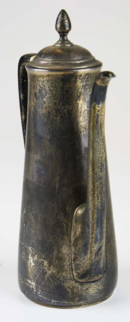 Tiffany & Co. sterling silver demitasse pot - 2