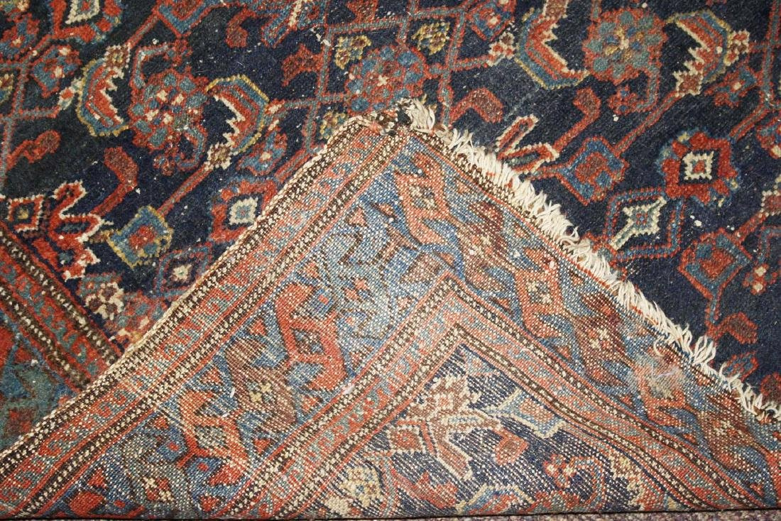 early 20th c Persian Hamadan area rug - 2