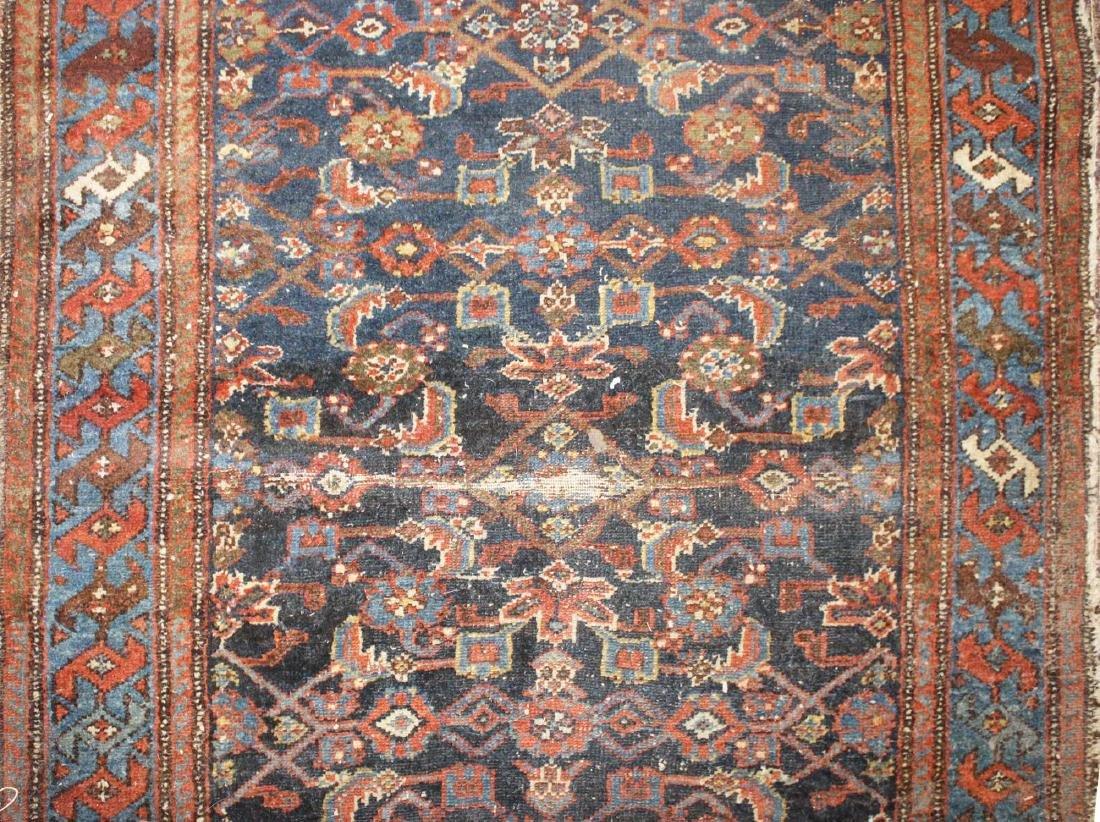 early 20th c Persian Hamadan area rug - 3