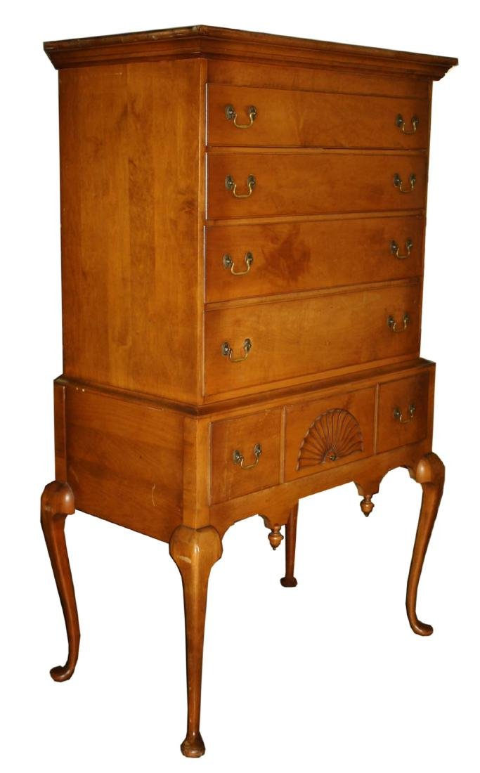 Queen Anne Style Highboy