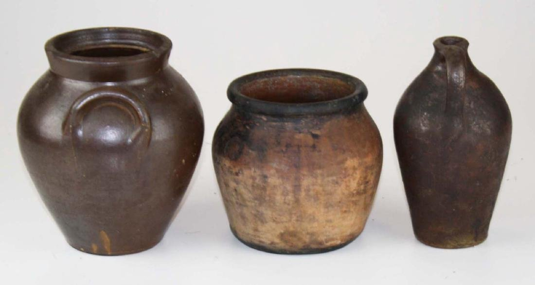 early 19th c pottery including Seymour, Rome - 2
