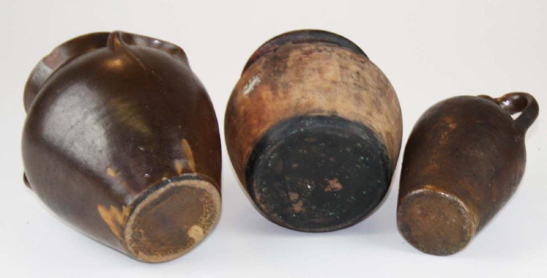 early 19th c pottery including Seymour, Rome - 3