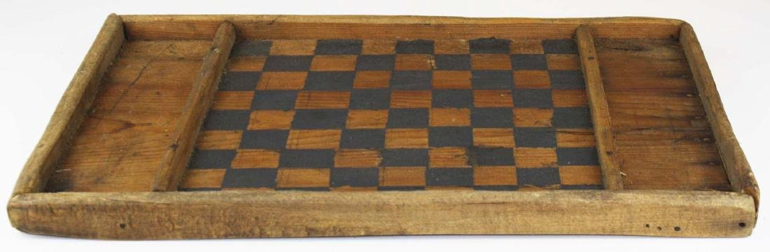 late 19th c Canadian gameboard - 3