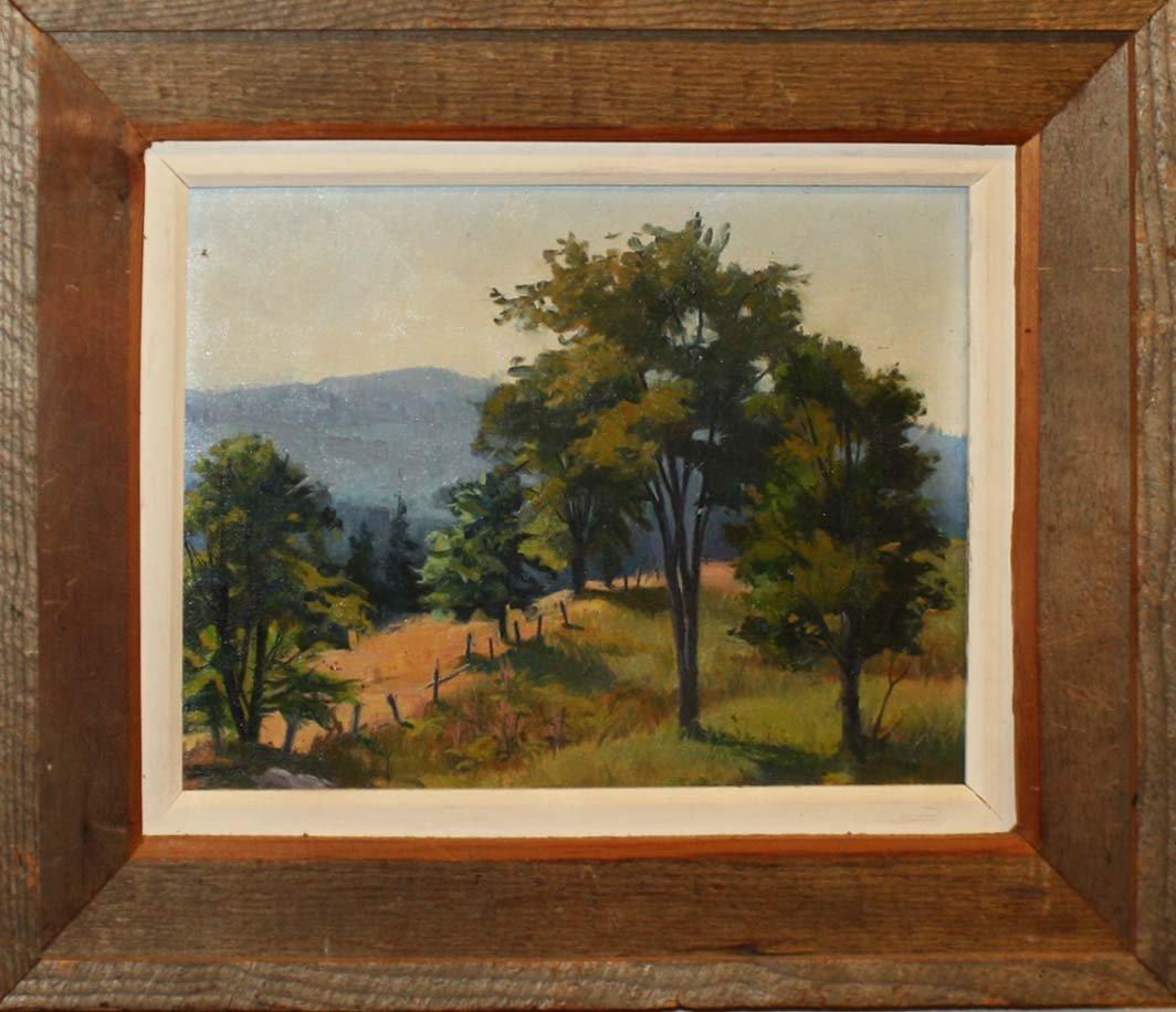 Oliver Glenn Barrett (AM 1903-1970) Landscape