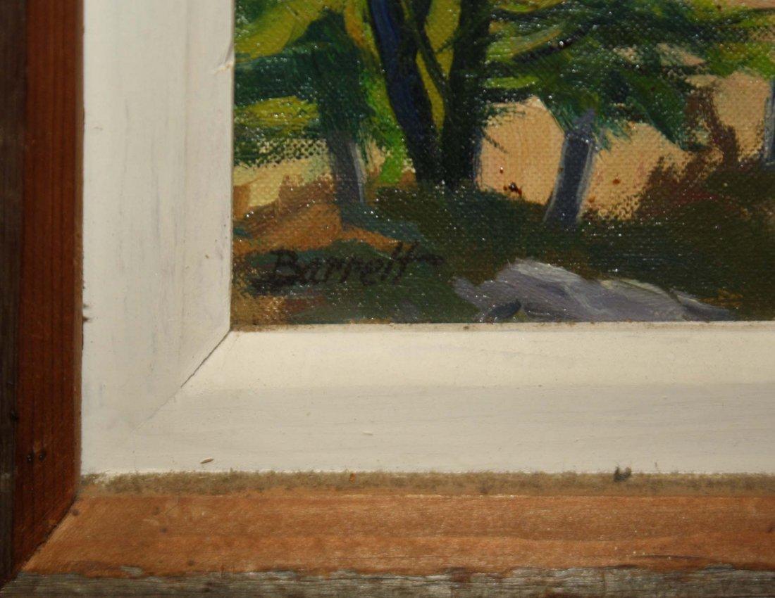 Oliver Glenn Barrett (AM 1903-1970) Landscape - 2