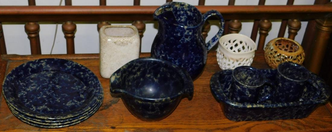 Bennington and other contemporary VT art pottery